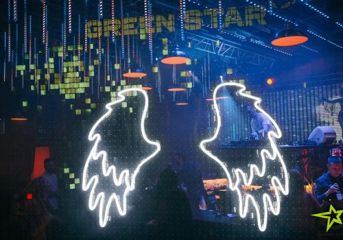 20 февраля OPEN STAR